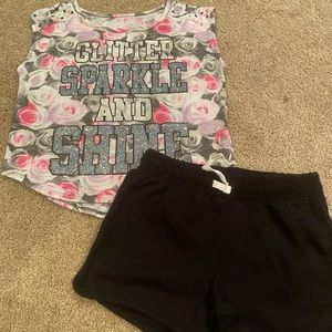Other - Girls summer outfit